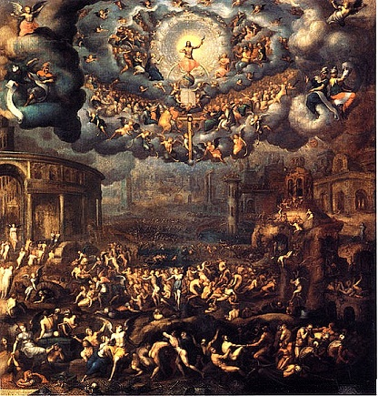 """The Last Judgement"" by Jean Cousin"
